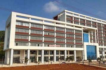 云南国土资源职业学院资源环境公共实训与创新创业大楼